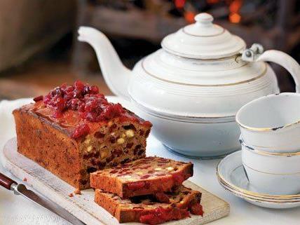 Statt Kaffe und Kuchen: In der Adventzeit gibt es Teekuchen mit Glühwein.