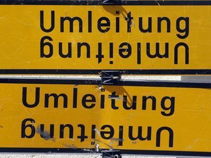 Umleitungen in Wien-Ottakring ab Dienstag.
