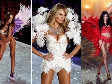 Am Mittwoch ging in New York die Victoria's Secret Show über die Bühne.