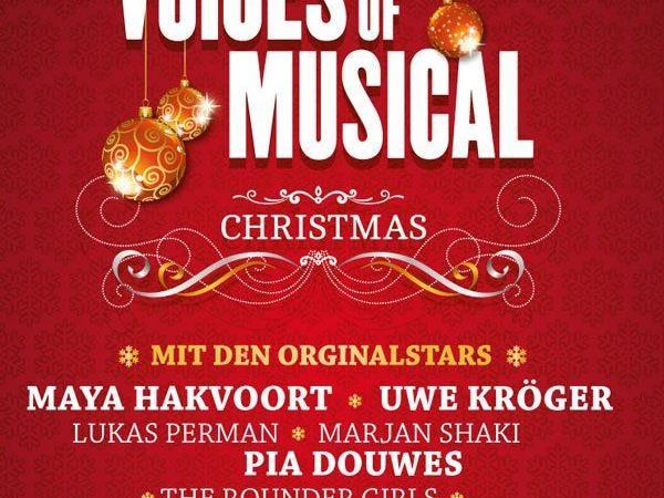 Musikalische Einstimmung auf Weihnachten in der Stadthalle.