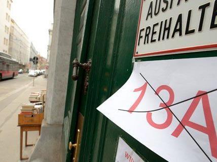 Anrainer protestieren gegen die aktuelle 13A-Route.