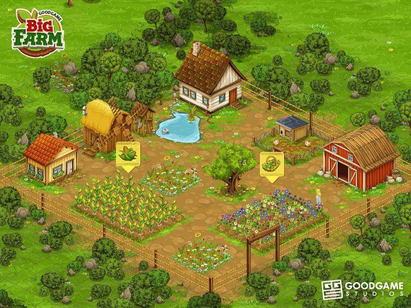 Bring deine Farm wieder in Schuss!