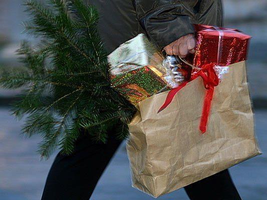 Last-Minute-Weihnachtsshopping kann Nerven kosten