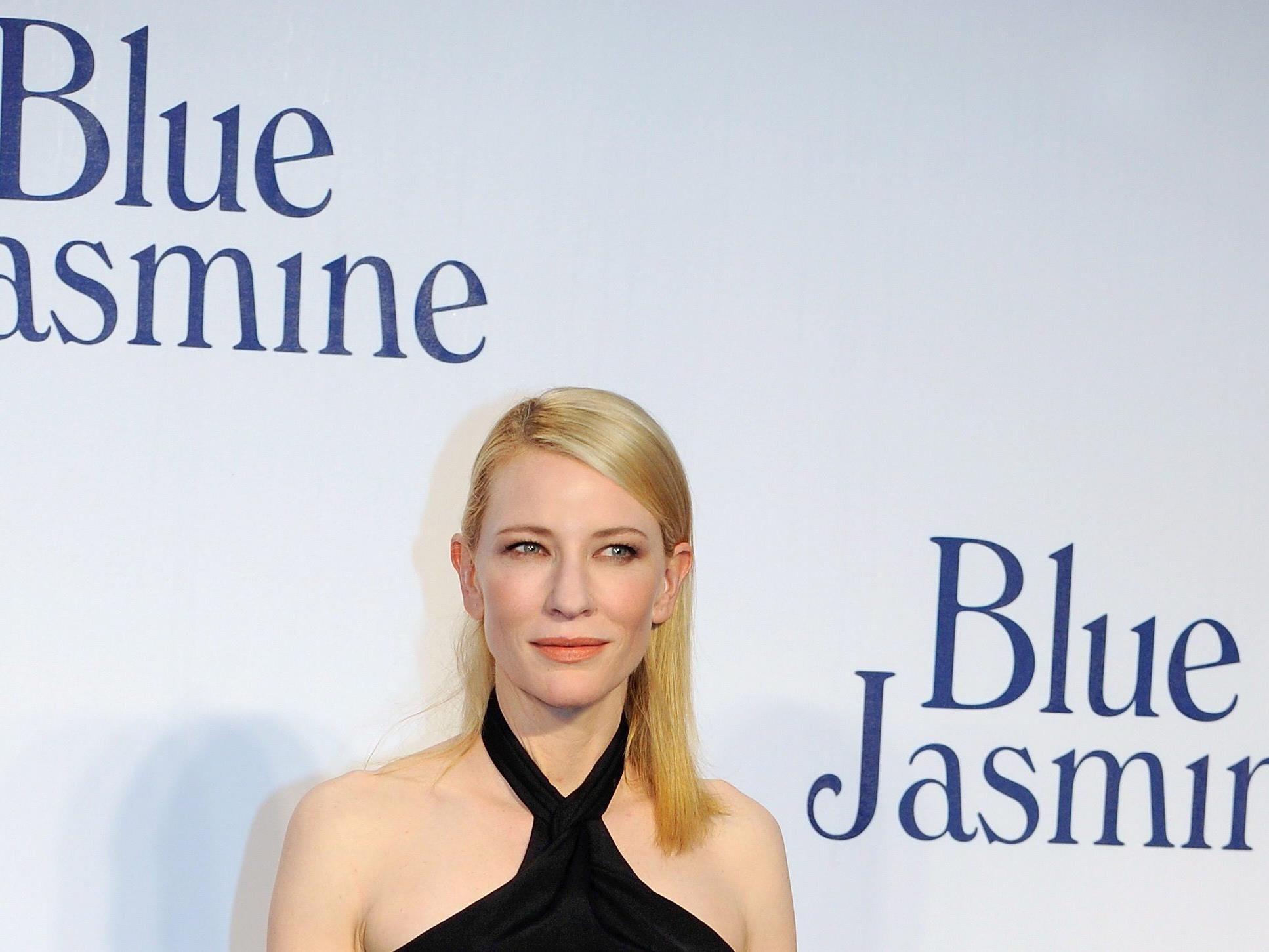 Cate Blacnhett ist eine der Favoritinnen für einen Golden Globe oder Oscar.