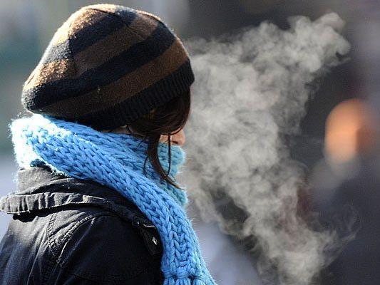 Kalt und stürmisch wird es in Wien - aber Weiße Weihnachten? Fehlanzeige