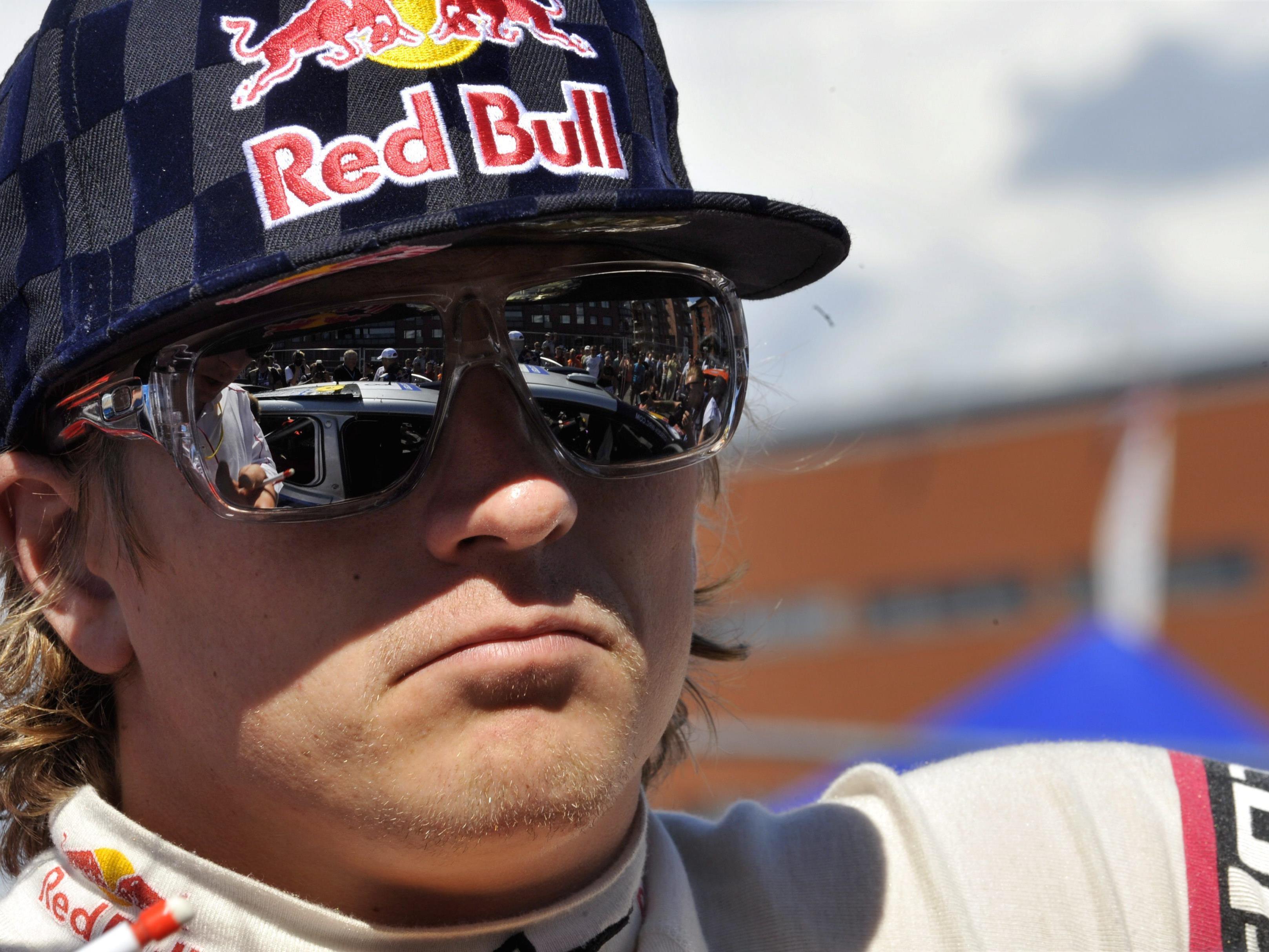 Kimi Räikkönen wird Ende Jänner den neuen Ferrarie testen.