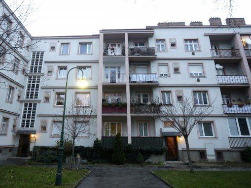 In dieser Wohnhausanlage in Meidling wurde die Tote gefunden