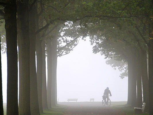 Eher Nebel statt Kälte und Schnee ist zu erwarten