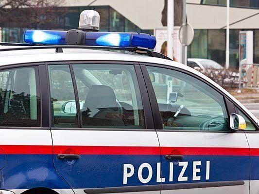 Die Polizei erwischte einen Einbrecher in Penzing