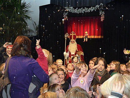 Im Tiergarten Schönbrunn warten weihnachtliche Kinder-Highlights