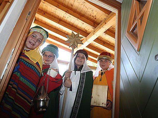 """Zum 60. Mal starten die Sternsingerinnen und Sternsinger ihre """"Tour der Nächstenliebe"""""""