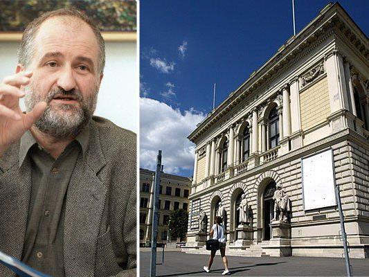 Die Architekten sprachen Peter Zawrel in Bezug auf das Künstlerhaus ihr Misstrauen aus