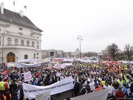 Geht es nach Ursula Stenzel, so sollten Demos nicht in der Innenstadt stattfinden.