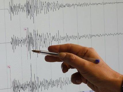 AM Mittwoch gab es in Niederösterreich ein Erdbeben.