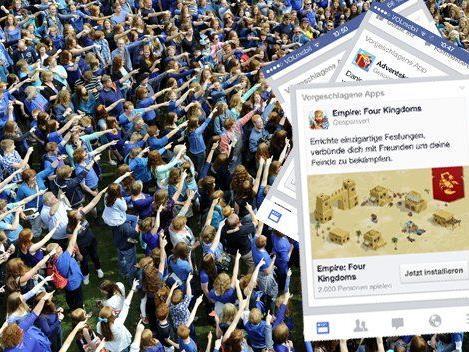 Personalisierte Facebook-Werbung geht meist daneben.
