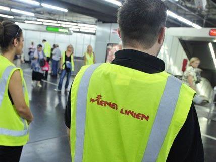 Bei den Wiener Linien gibt es die kritisierten Kontrollen nicht.