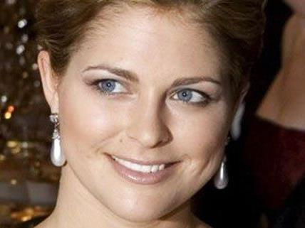 Die schwedische Prinzessin machte einen kurzen Abstecher nach Wien.
