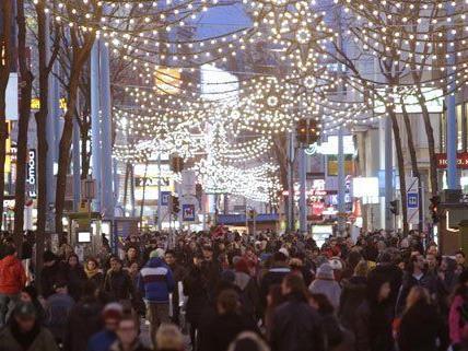 Der Befragungszeitraum zur Mariahilfer Straße wird im Jänner bekanntgegeben.