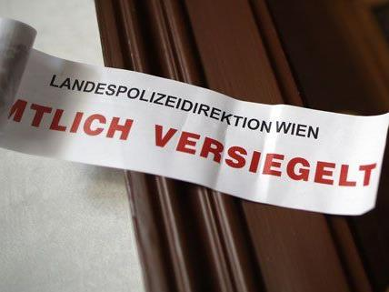 Erstochene Frau in Wohnung in Wien Meidling gefunden