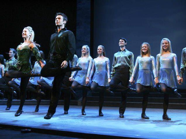 Die irische Tanzshow kommt live nach Wien.