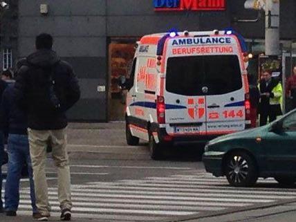 Unfall am Freitag im 5. Bezirk.