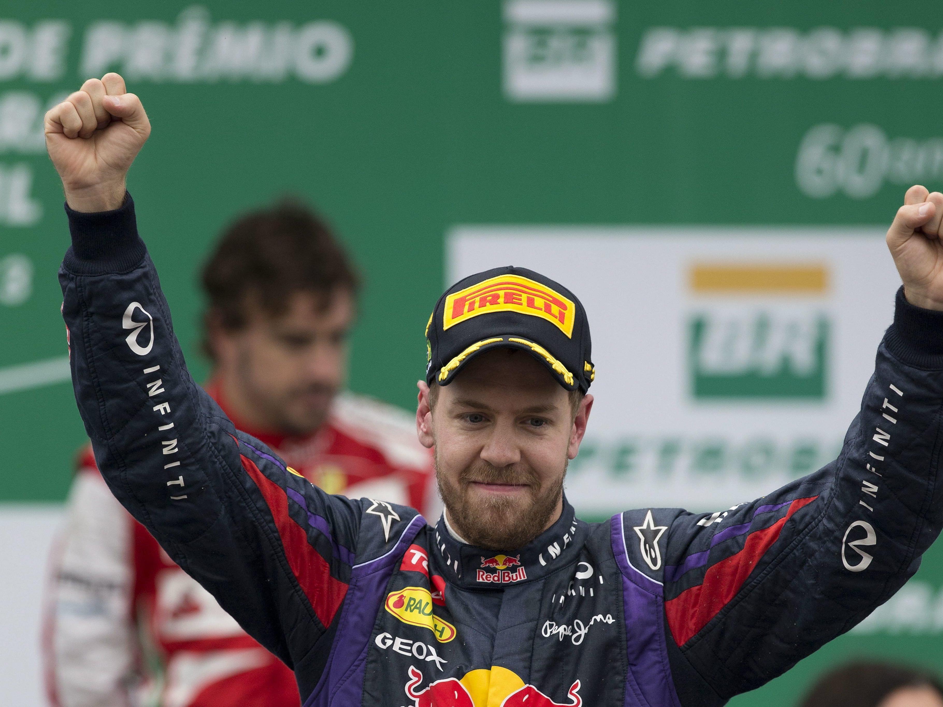 Vettel erneut Europas Sportler des Jahres.