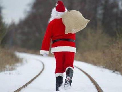 Der Nikolo wagt sich am 8. Dezember aufs Eis.