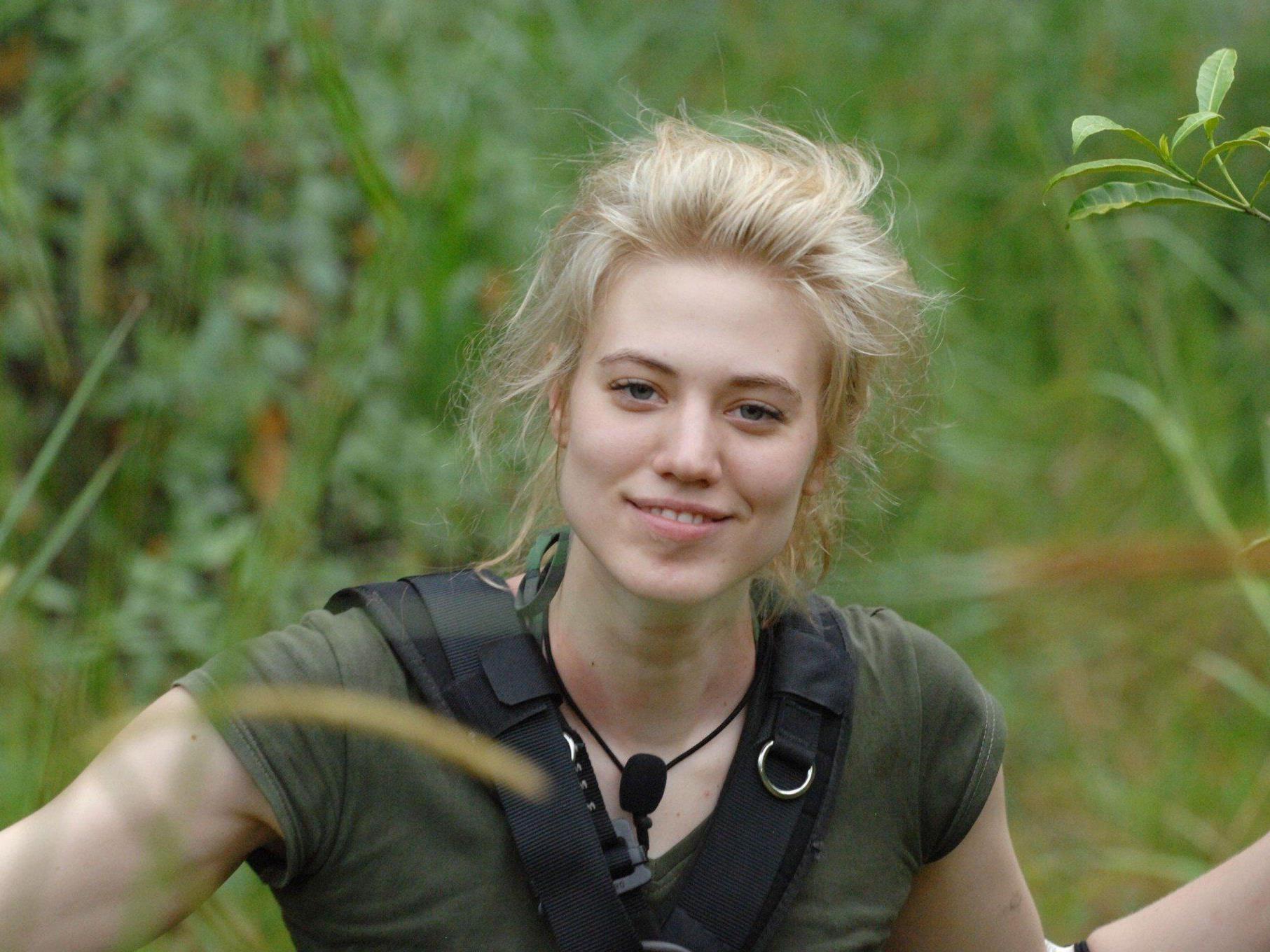 Larissa konnte sich im Dschungelcamp bisher gut durchsetzen.