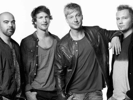 Im Rahmen ihrer Europatour geben Sunrise Avenue auch ein Konzert in Wien.
