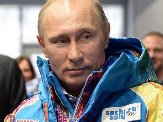 Putin widerspricht internationaler Kritik
