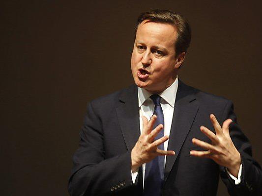David Cameron bekommt Partei nicht in den Griff
