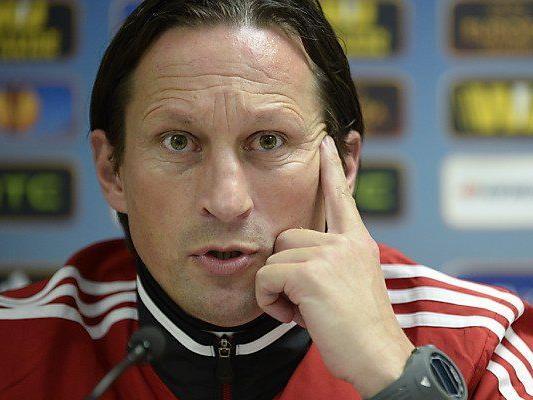 Salzburg-Trainer freut sich auf Testspiel