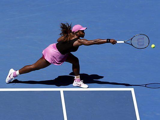 Serena Williams weiter super-dominant