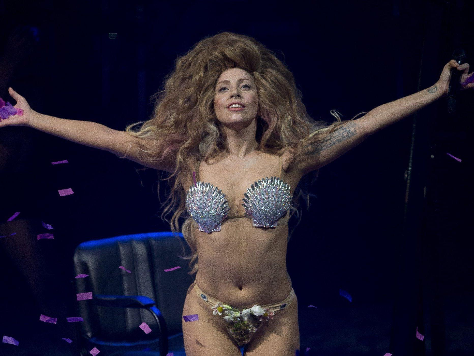 Lady Gaga kommt nach Wien