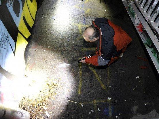 Bluttat im Skaterpark - Ermittlungen in Suchtgiftkreisen
