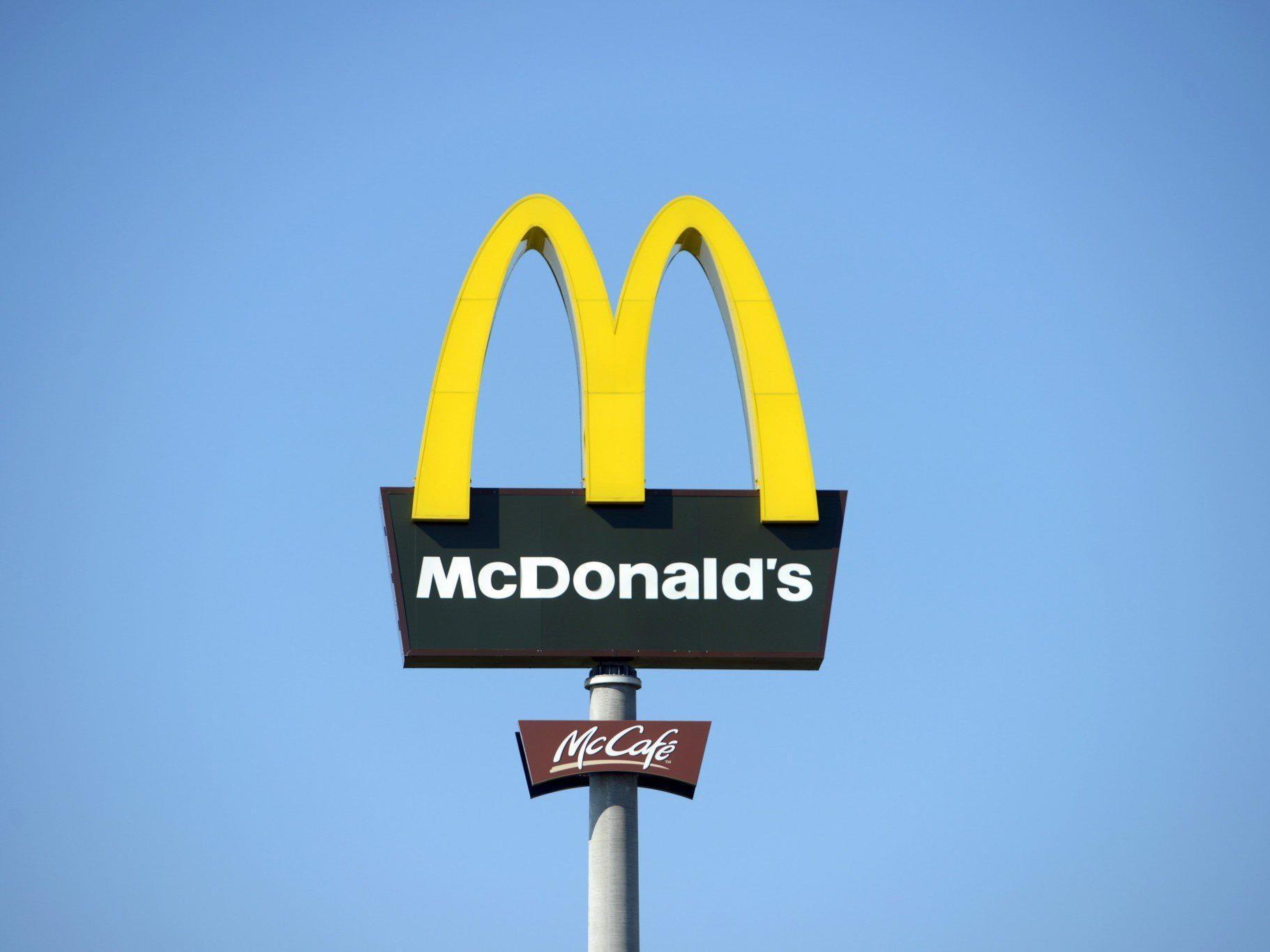 Der McDonald's Lieferservice soll weiter ausgebaut werden.