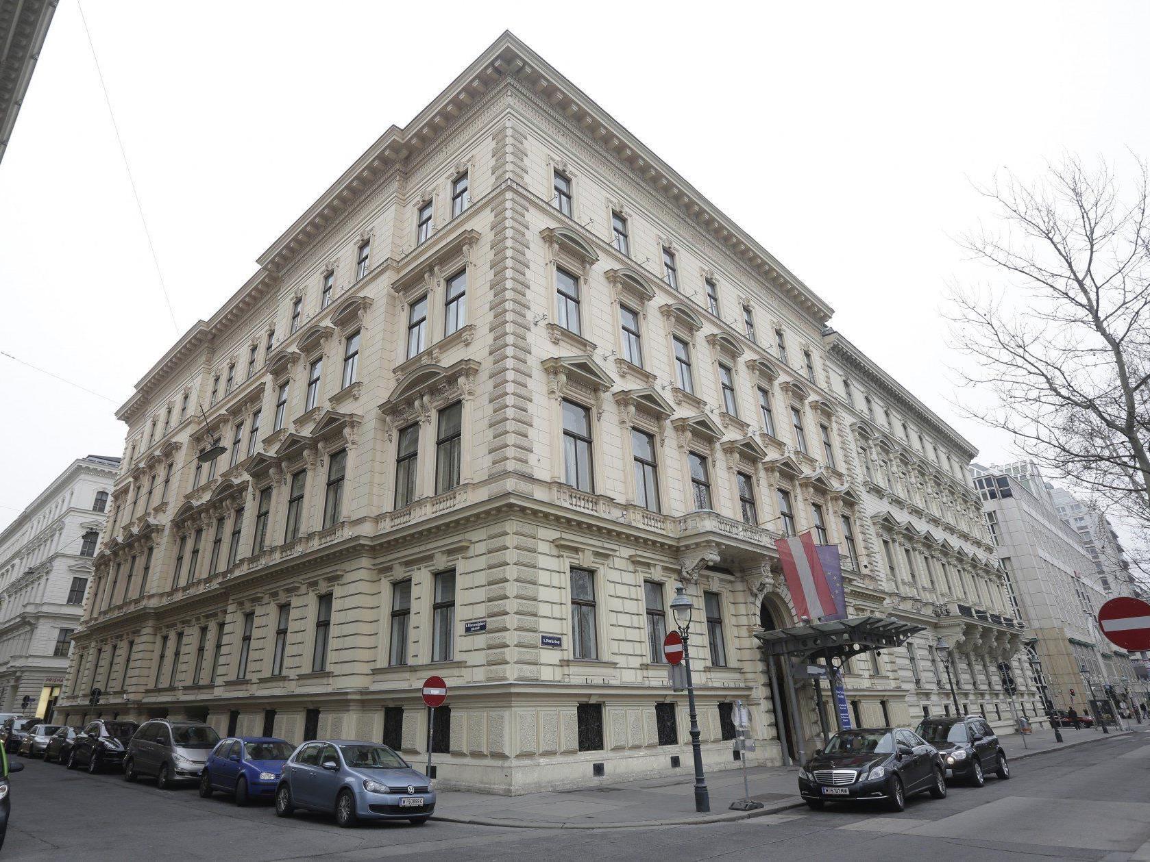 Das ehemalige radisson Hotel soll ein neues Luxushotel werden..