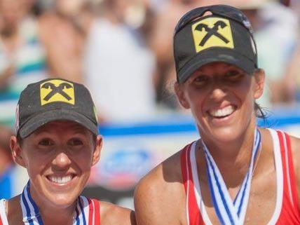 Von nun an können Doris und Stefanie Schwaiger in einer Indoor-Halle trainieren.