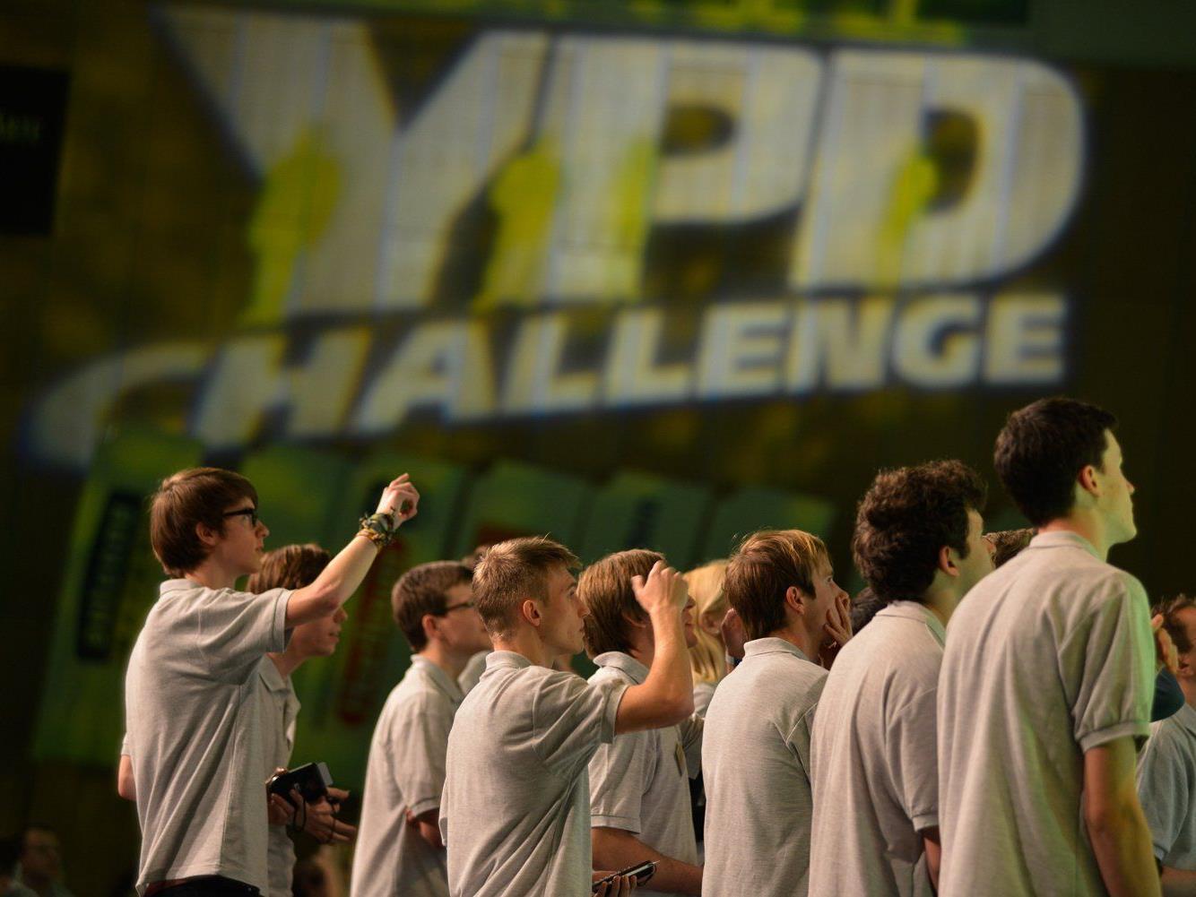 Ab dem 14. Jänner 2014 ist die Anmeldung zur YPD-Challenge möglich.