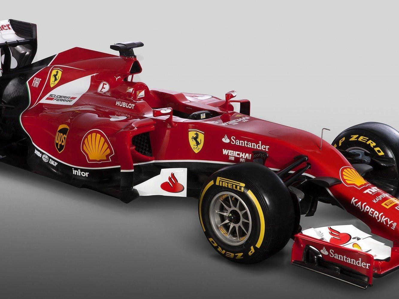 """Ferrari: Die Nase erinnert etwas an einen Staubsauger - oder auch an das Comic-Erdferkel """"Blaue Elise""""."""