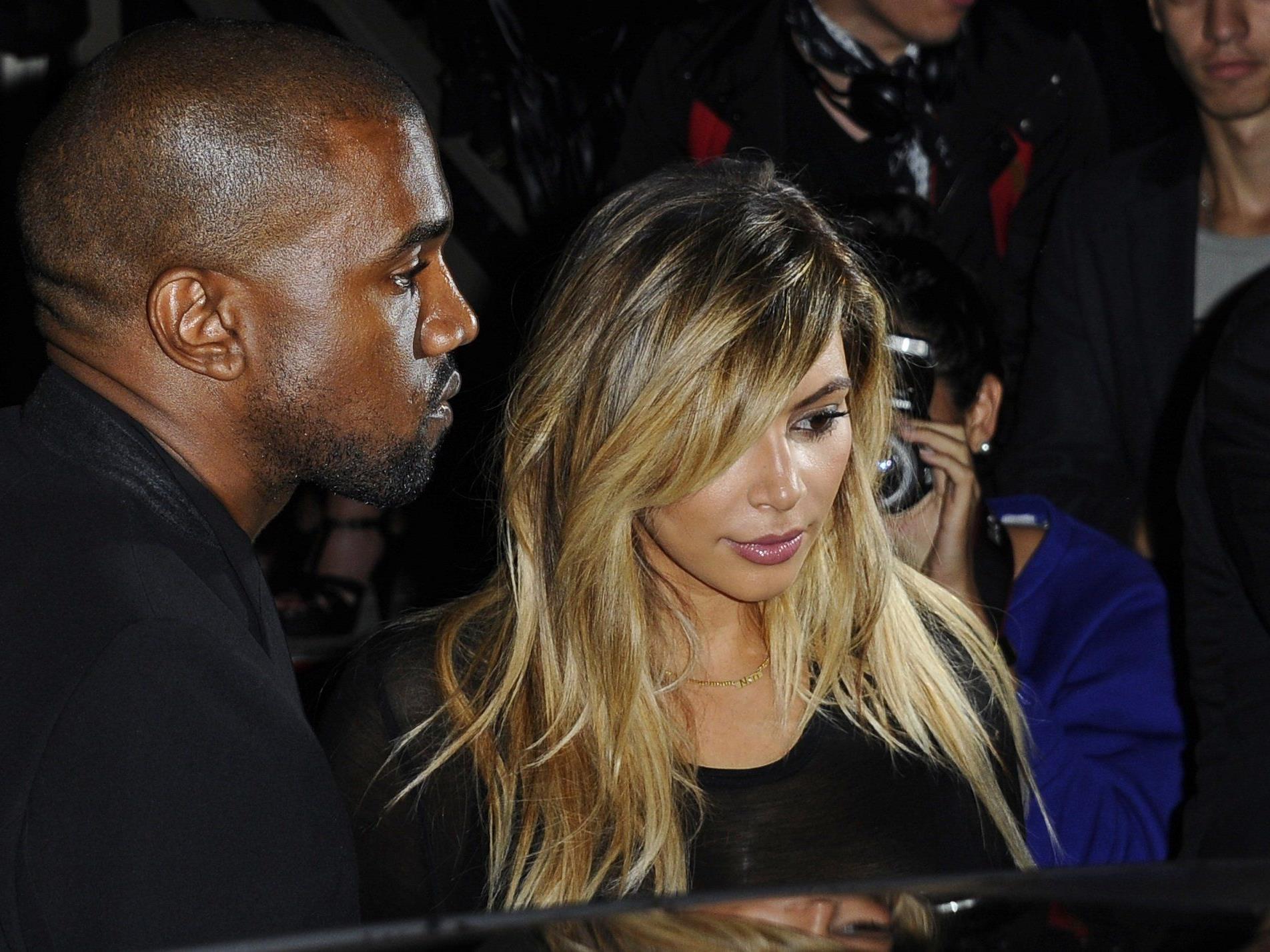 Dass Kim Kardashian zum Opernball kommt, ist fix - doch wohl nicht in Begleitung von Kanye West