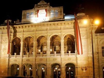 Teil der Bundestheater Holding: die Wiener Staatsoper