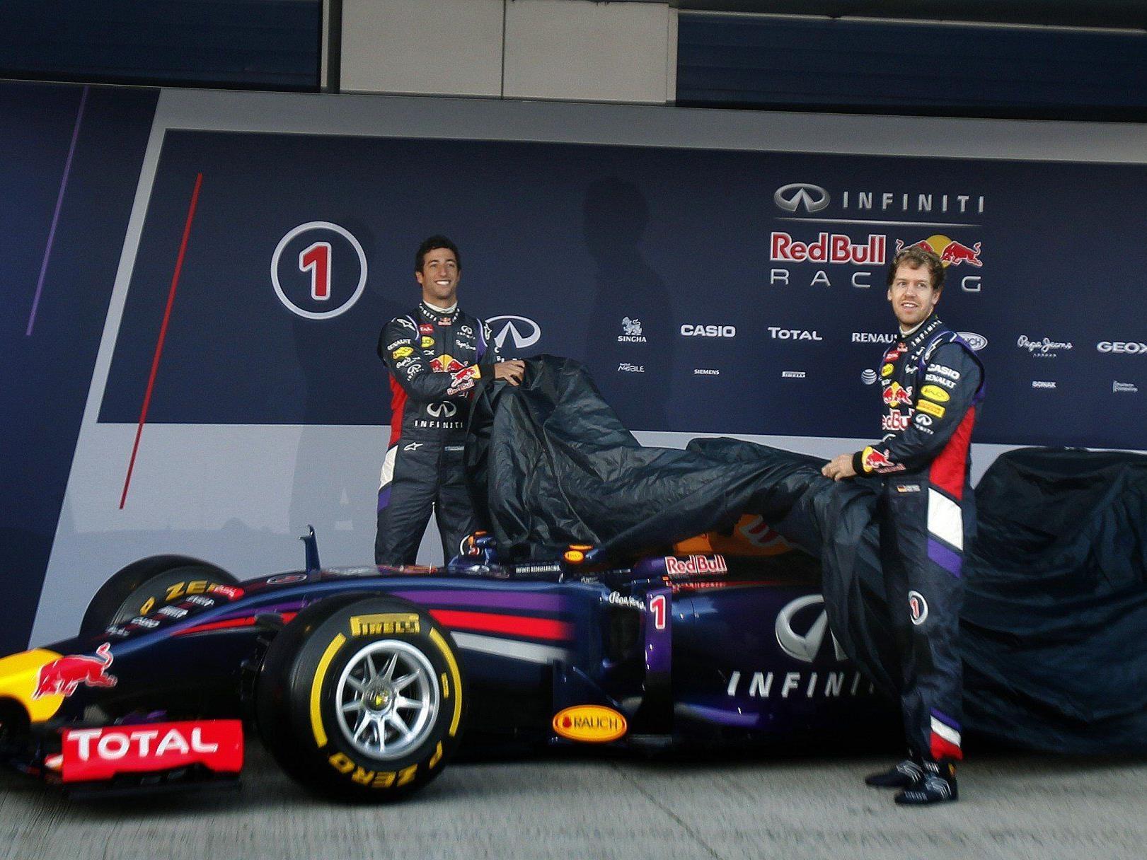 """Mission """"Titel Nummer fünf"""" für Vettel hat bereits begonnen."""