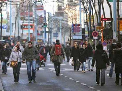 Mariahilfer Straße - Befragung startet am 17. Februar