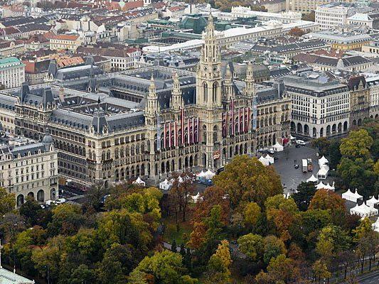 Die Bundeshauptstadt verzeichnet international Bestnoten