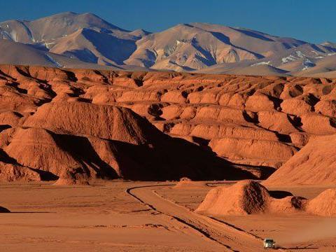 Eine abenteuerliche Reise durch das Land Argentinien.