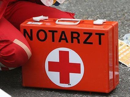Der Lenker wurde bei dem Unfall nur leicht verletzt.