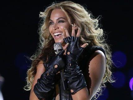 Auch Beyonce tritt heuer bei der Grammy-Verleihung auf.