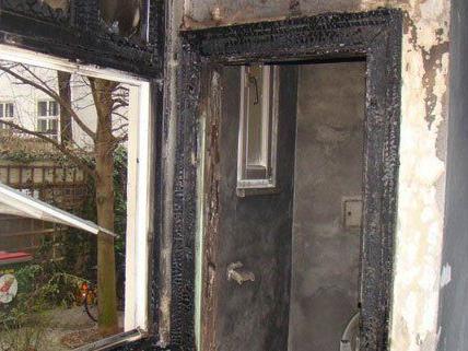 In einem Wohnhaus im 5. Bezirk hat es gebrannt.