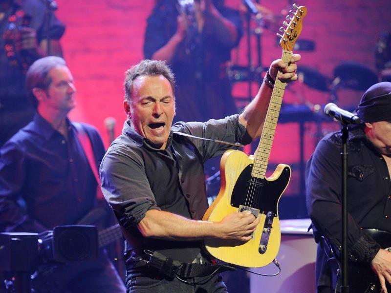 Bruce Springsteen meldet sich zurück.